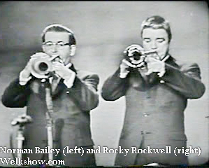 Norman Bailey and Rocky Rockwell