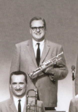 Ray Linn on Trumpet