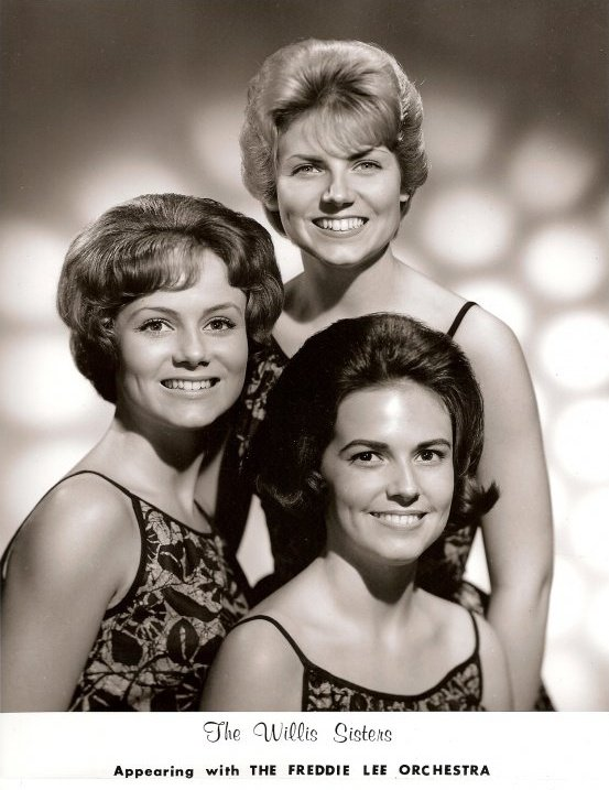 Andra Willis and the Willis Sisters